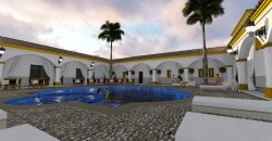 Hotel plus Equestrian Project