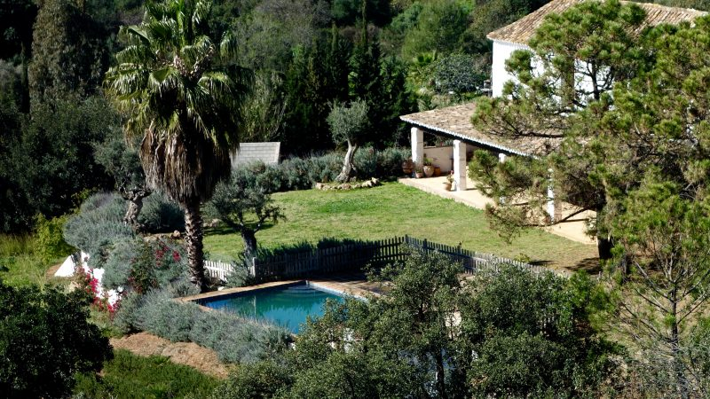 Cortijo – Sea Views for Horse Lovers