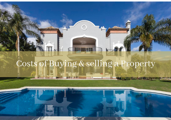 Cost of Buying a Property in Spain