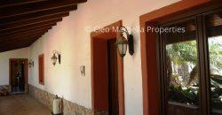 Modern Cortijo style Equestrian Property