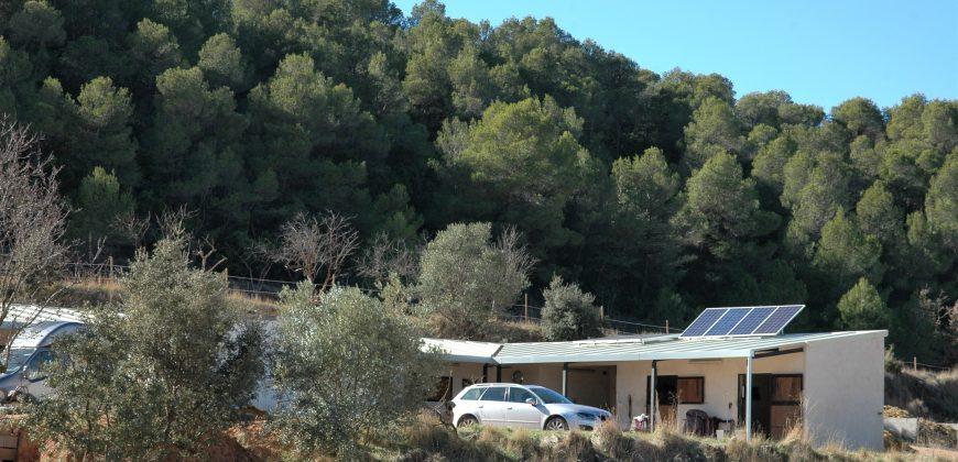 Modern Stable Yard – Lledó, Montarraña