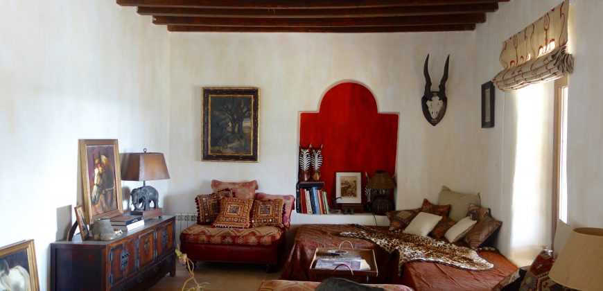 Cortijo – Sea Views for Horse Lovers