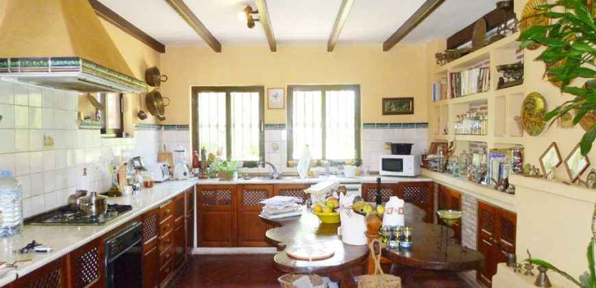 San Martin – Country Villa