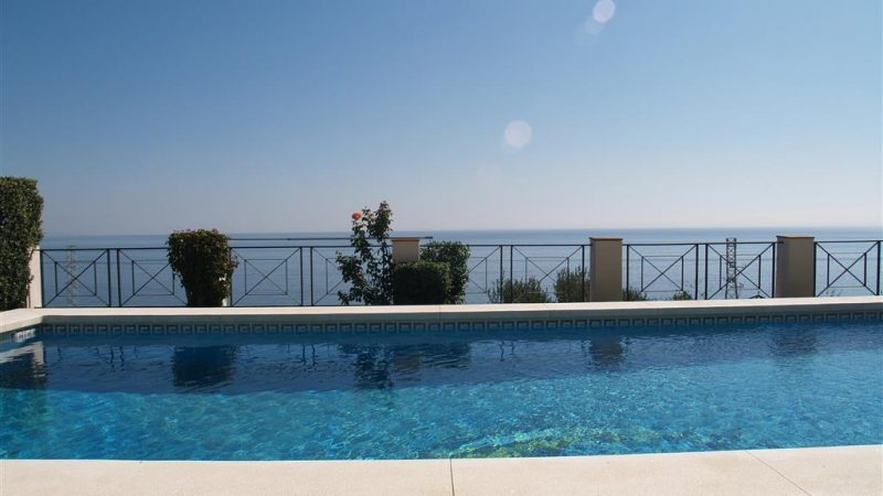Villa stunning sea views – La Paloma