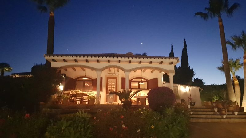 Country Villa in Estepona